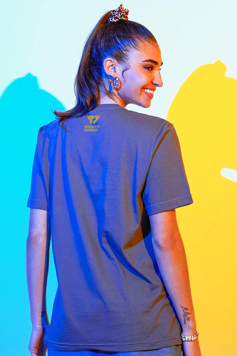 T-shirt Feminina Mulher Maravilha Fases
