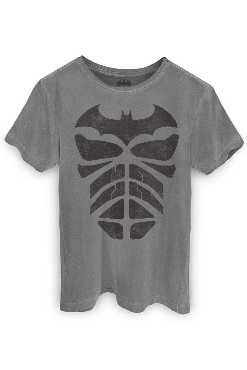 T-shirt Premium Masculina Batman Armor