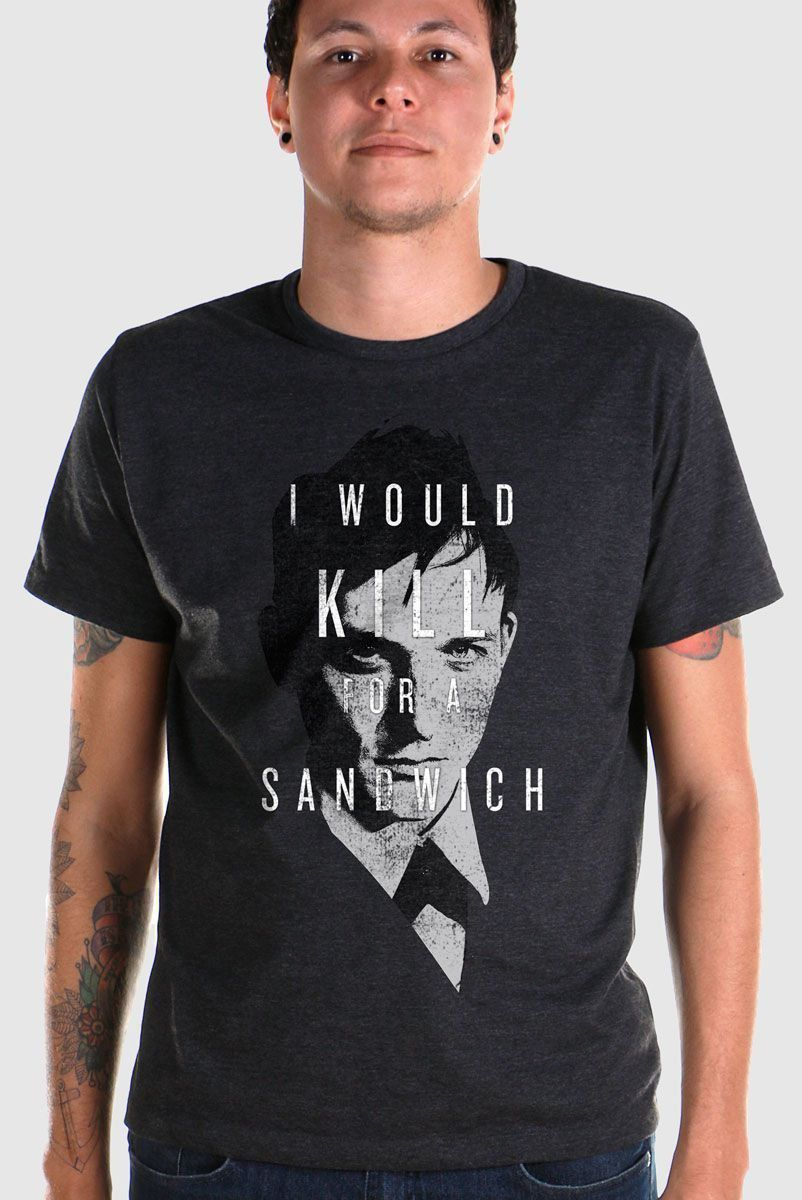 Camiseta Masculina Gotham I Would Kill