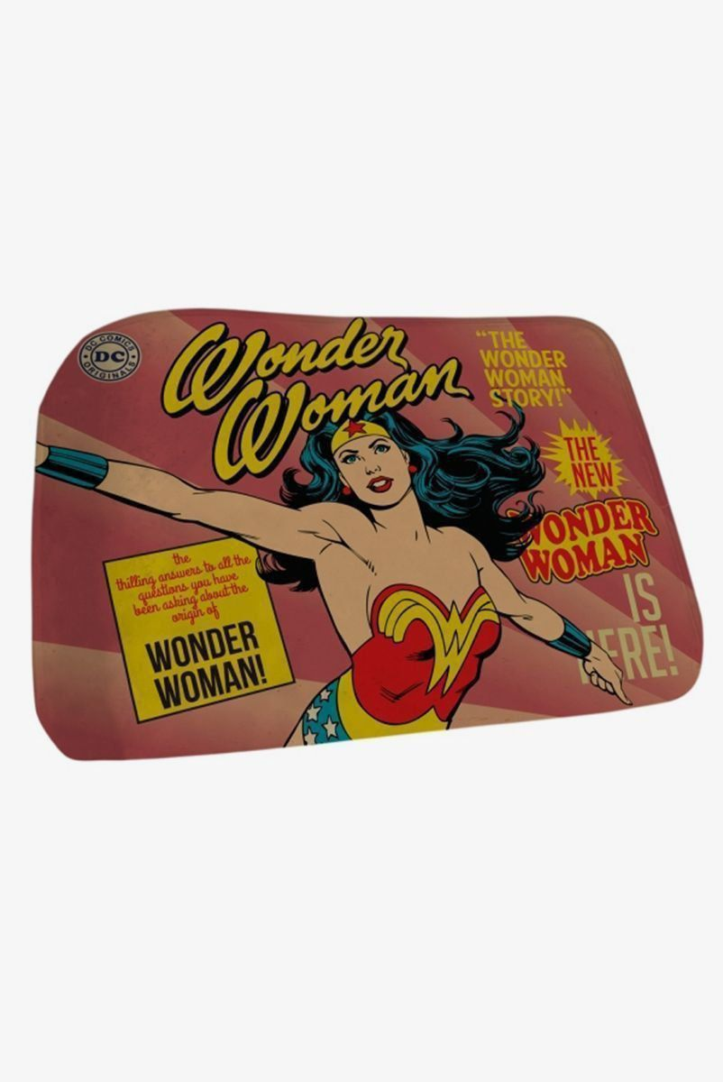 Tapete Wonder Woman Cover Page