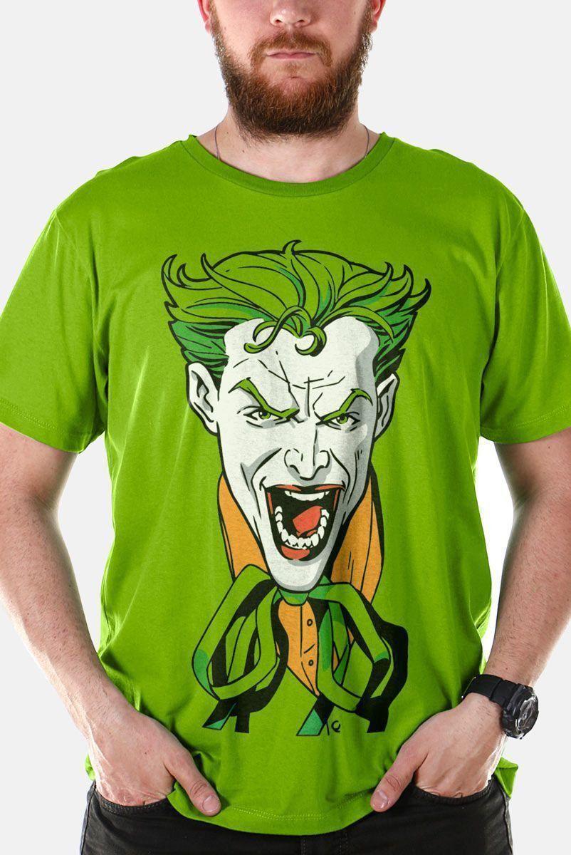 Camiseta Masculina Coringa