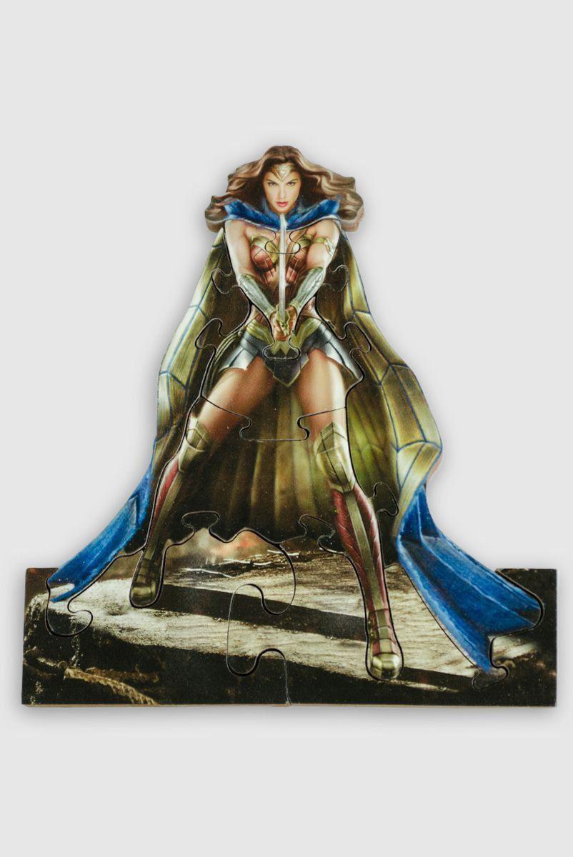 Quebra-Cabeça 3D Batman VS Superman Mulher Maravilha