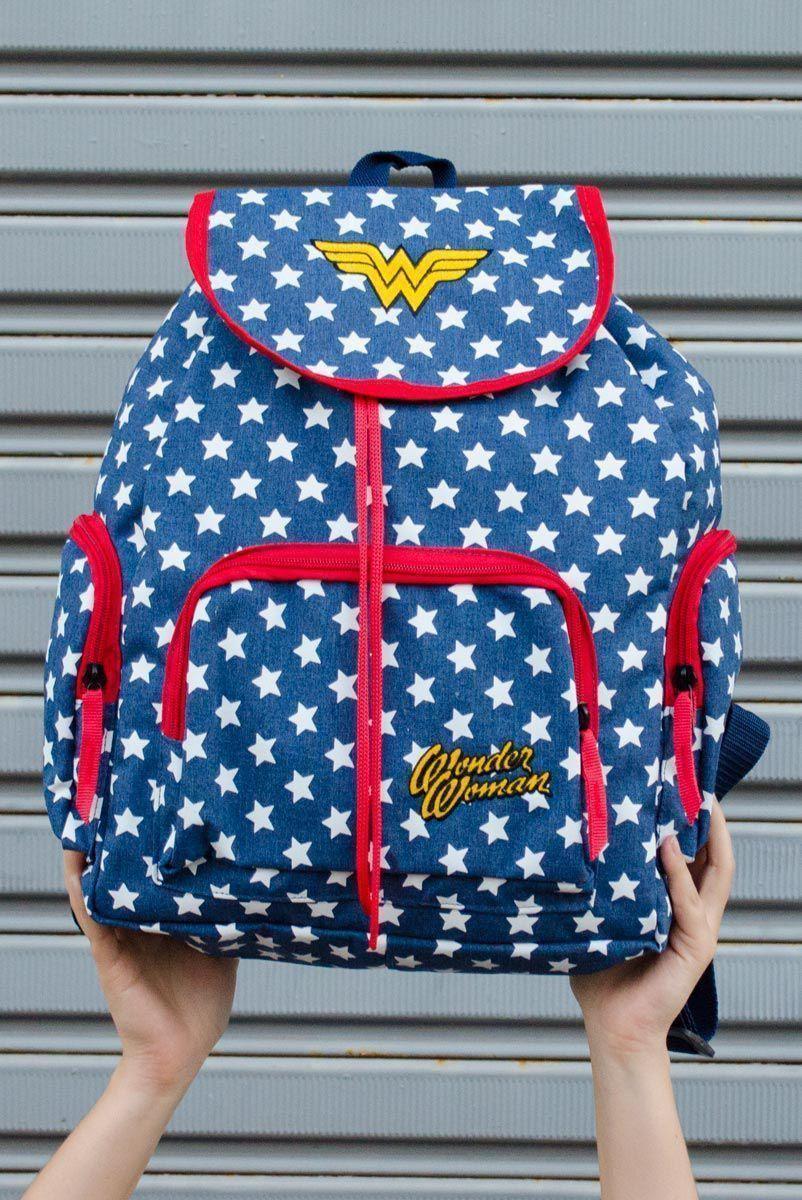 Bolsa Wonder Woman Star