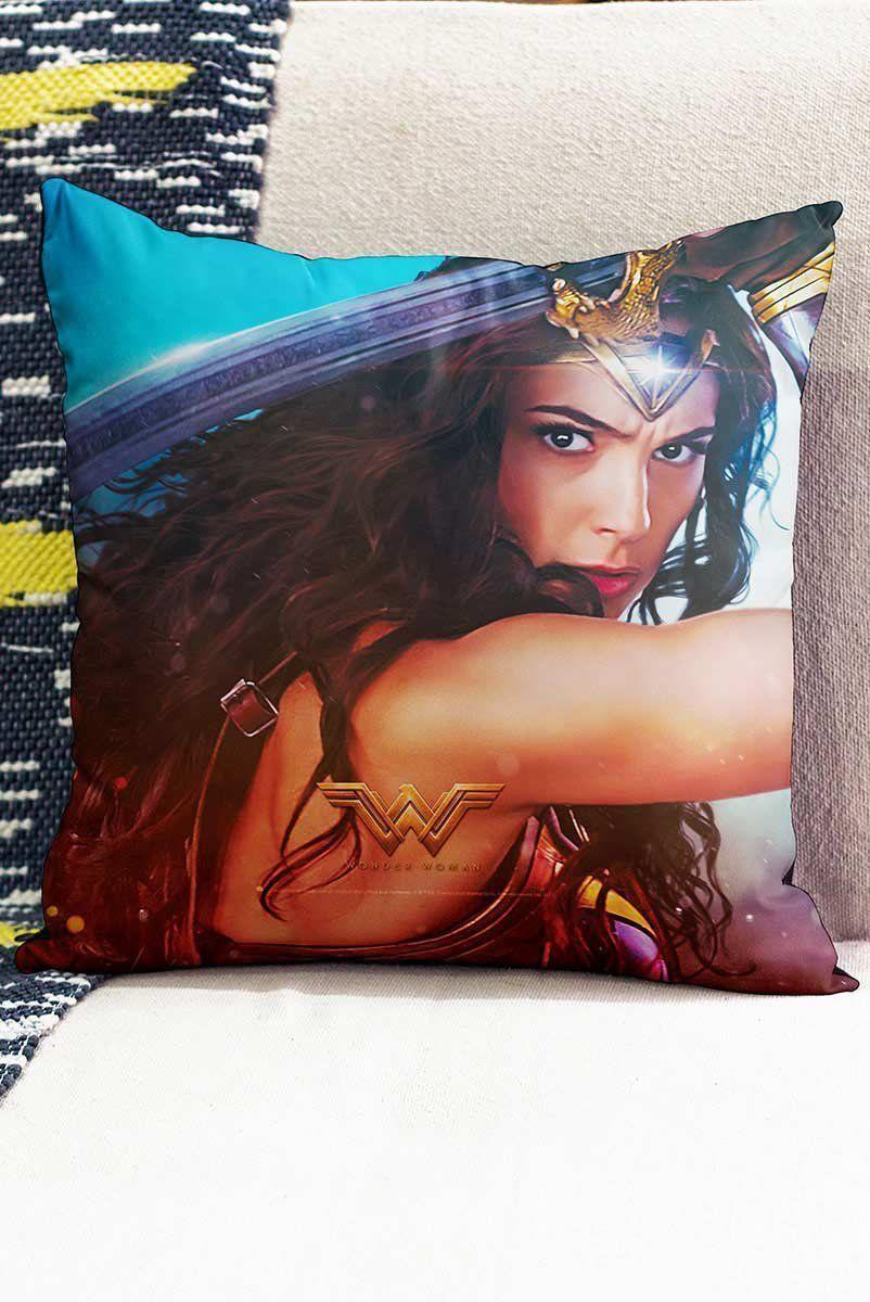Almofada Mulher Maravilha Warrior Graceful