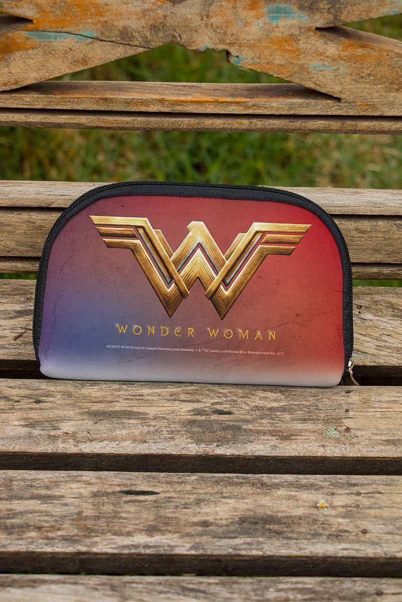 Necessaire Wonder Woman Power