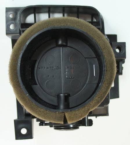 Tela Grade Difusor Saida De Ar Lateral Esquerdo Do Painel Honda Fit 03 04 05 06 07 08