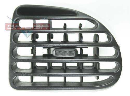 Difusor De Ar Central Direito Do Painel Para Peugeot 206  - Gabisa Online Com Imp Exp de Peças Ltda - ME