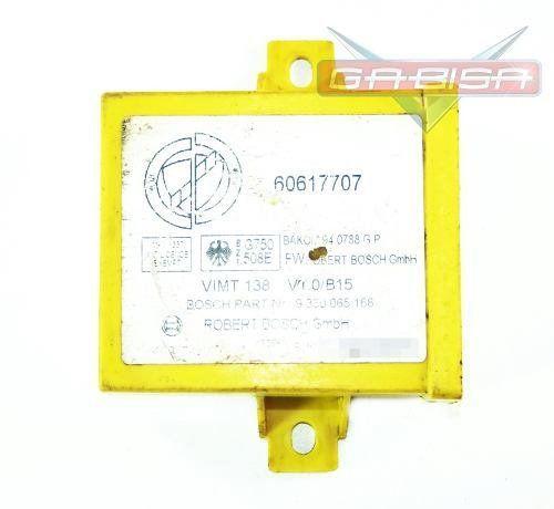 Modulo Central Imobilizador 60617707 P Fiat Coupe 1995  - Gabisa Online Com Imp Exp de Peças Ltda - ME