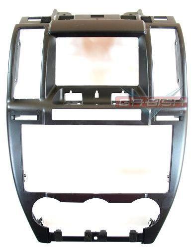 Moldura Preta Central Do Painel Para Land Rover Freelander 2