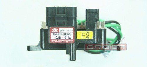 Modulo Cooler D Controle 253853l350 P Hyundai Azera 07 Á 011