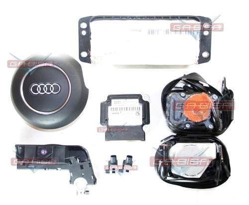 Kit Air Bag Bolsa Modulo Cinto Sensor P Audi A1 2011 Á 2013