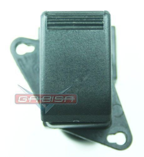 Botão D Vidro Honda Civic 96 00 Simples Conector Preto  - Gabisa Online Com Imp Exp de Peças Ltda - ME