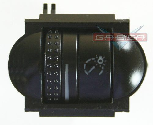 Botão Interruptor Vw Passat D Reostato Do Painel