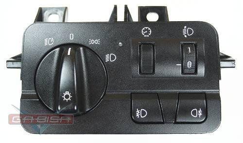 Botão D Farol Bmw 323 325 328 01 Auto Milha Neblina d Painel