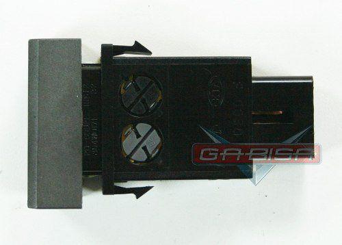 Botão Interruptor Hyundai Accent 01 De Milha Do Painel