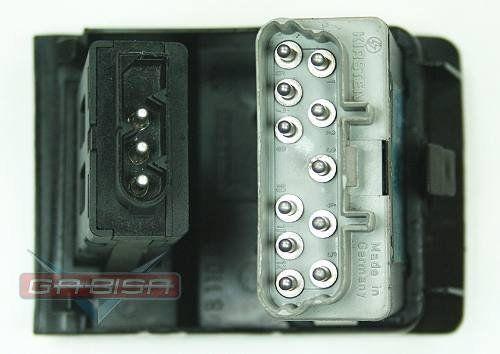 Botão Interruptor Bmw M5 540 95 D Farol Reostato D Painel