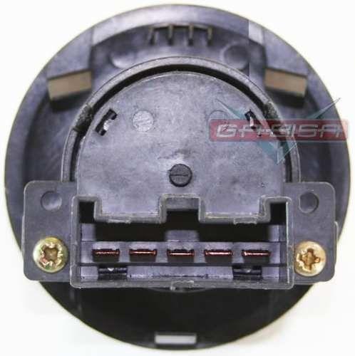 Botão Interruptor Do Ventilador Ar Condicionado Do Console Painel 9645849977 Citroen Picasso 01 02 03 04 05 06 07 08