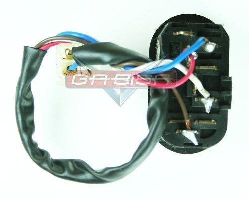 Botão Interruptor Gm Corsa Celta 01 D Vidro Simples