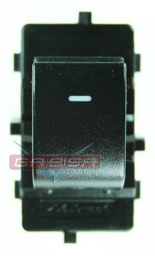 Botão Interruptor De Vidro Elétrico Traseiro Esquerdo 7l2t14529aaw Ford Fusion 06 07 08 09