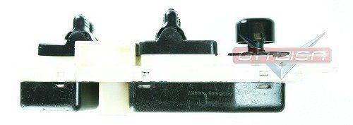 Conjunto Botão Interruptor De Vidro Trava Motorista Chrysler Stratus 96 97 98 99