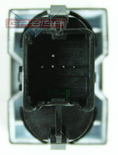 Botão Interruptor De Luz do Painel Reostato 9e5t11691afw Ford Fusion 010 011 012