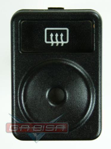 Botão Interruptor Ford Escort Verona 93 Desembaçador Tras