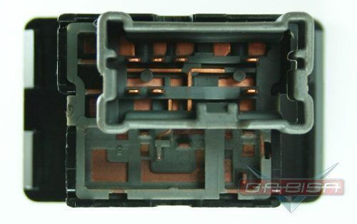 Botão Interruptor Nissan Pathifinder 2001 D Retrovisor Elétrico