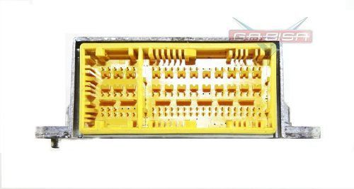 Modulo Central De Air Bag A2049013502 P Mercedes C180 2011