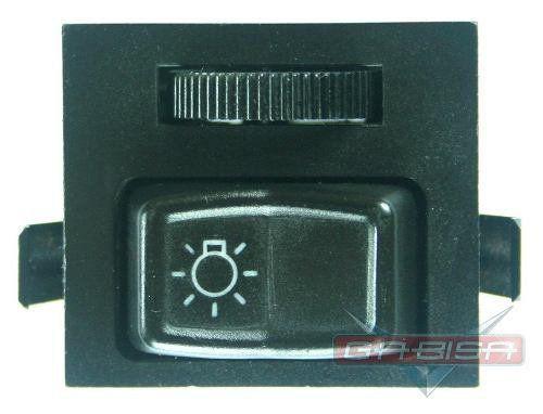 Botão Interruptor e Farol do Painel Original 305941531a  Vw Gol Cl 88 89 90 91 92 93 94 95 96 Santana 85 87 88 89 90