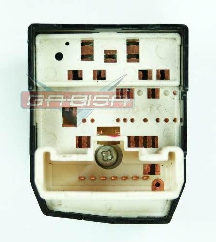 Botão Interruptor De Regulagem do Retrovisor Elétrico Do Painel Toyota Corolla E Fielder 03 04 05 06 07 08