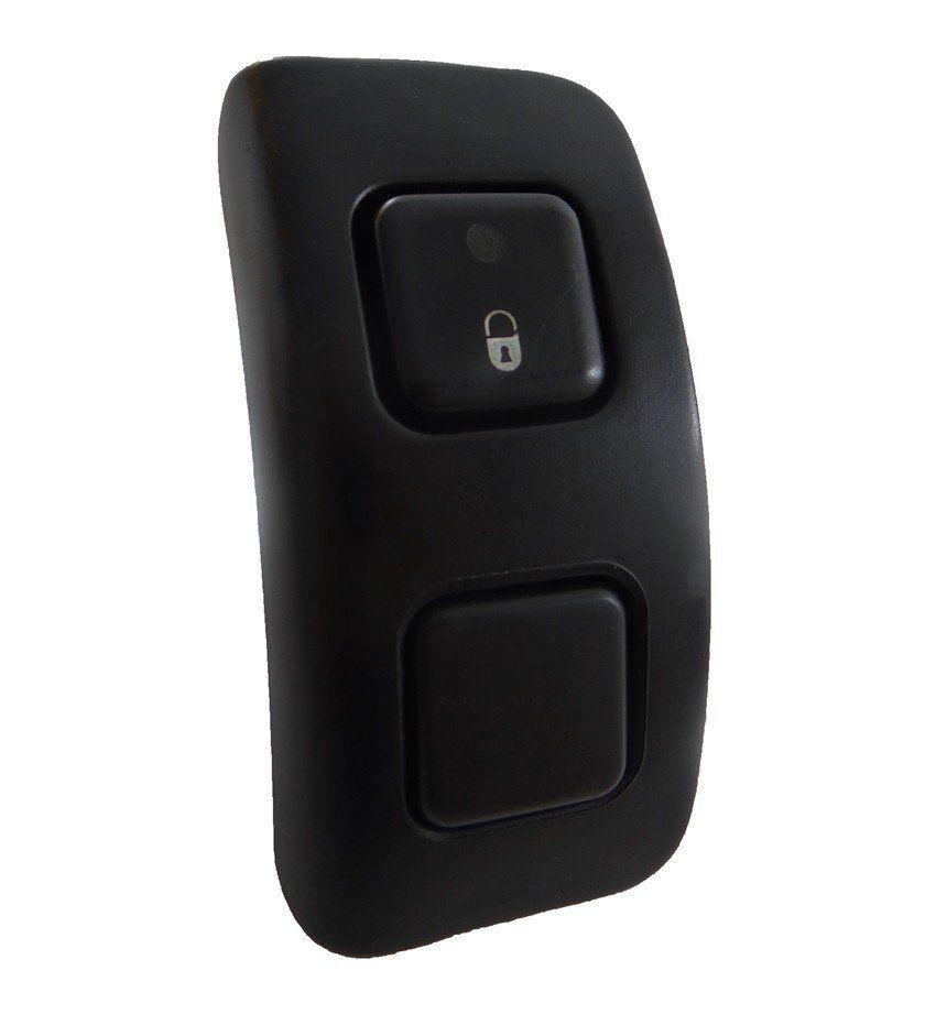 Botão do Console Interruptor de Trava Elétrica de Portas Peugeot 206 207 06 07 08 09 010 011 012