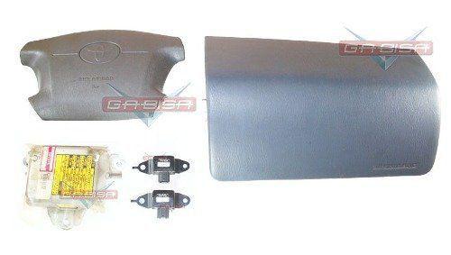 Kit  Air Bag Bolsa Modulo 52m07617 P Hilux Sw4 98 Á 01