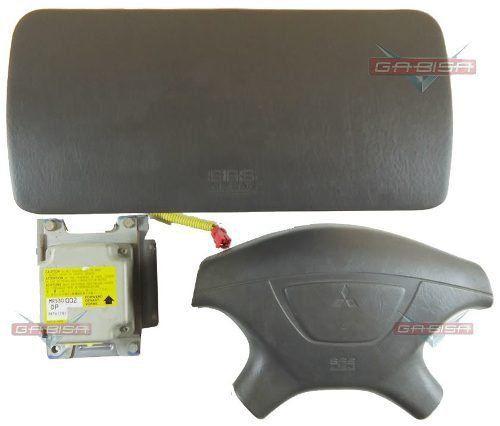 Kit Air Bag Bolsa Modulo Mitsubishi Pajero Sport 04 05 06