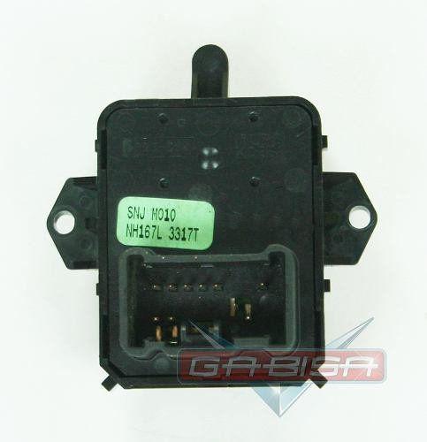 Botão Interruptor de Regulagem do Retrovisor Elétrico Honda New Civic 06 07 08 09 010 011
