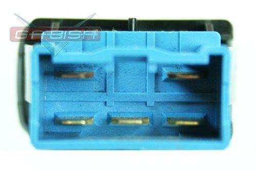 Botão Interruptor De Desembaçador Traseiro Do Painel Honda Fit 03 04 05 06 07 08