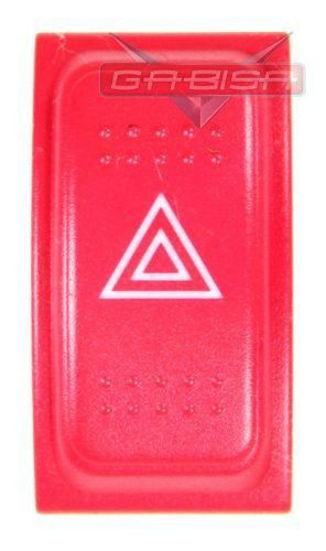 Botão Interruptor De Pisca Alerta Do Painel Luz de Emergência Honda Fit 03 04 05 06 07 08