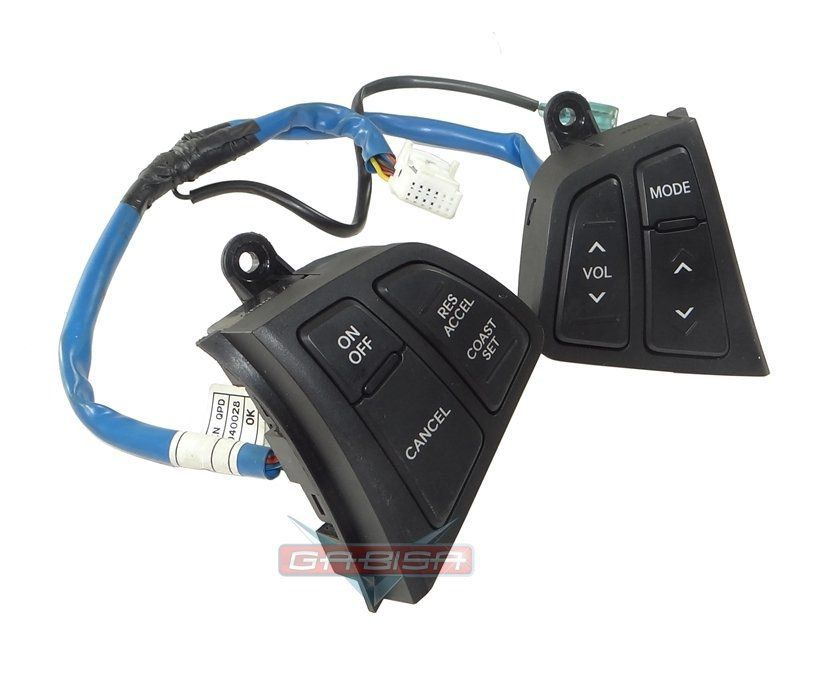 Botão Hyundai I30 08 Controle D Som D Volante E Piloto Aut