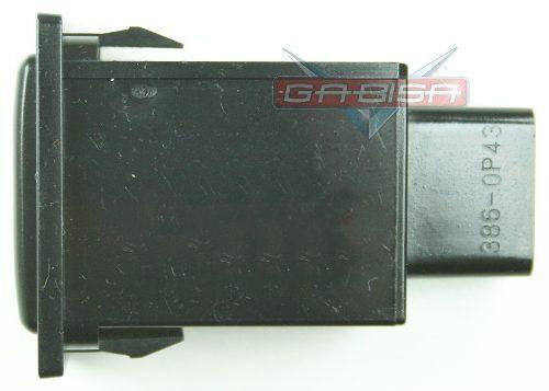 Botão Interruptor Toyota Hilux Sr5 95 Á 01 D Desembaçador