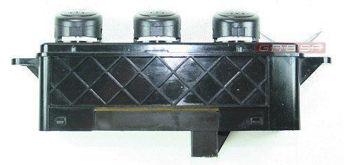 Botão Interruptor de Ar Condicionado Recirculador Desembaçador do Painel Honda Civic 01 02 03 04 05