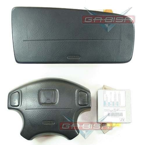 Kit Air Bag Bolsas Do Painel Modulo Original Honda Civic 96 97 98 99 00