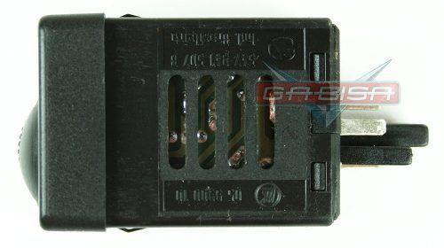 Botão Interruptor De Luz Reostato Iluminação Do Painel 547941507b Ford Verona Escort 93 94 95 96