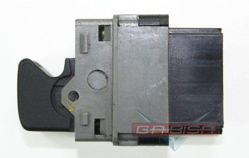 Botão De Vidro Citroen C3 Simples Traseiro Do Console