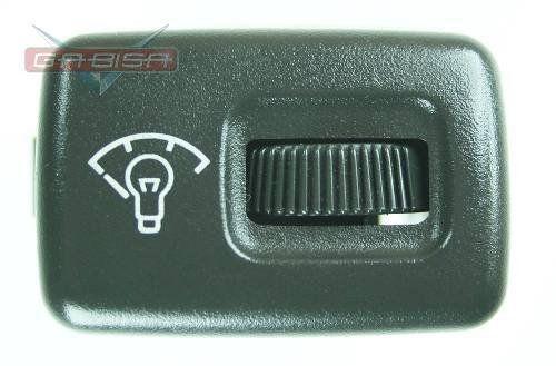 Botão Interruptor De Regulagem De Luz Do Painel Reostato Honda Civic 96 97 98 99 00