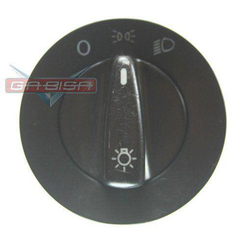 Botão Interruptor de Farol Do Painel Led Vermelho 377941534 Vw Golf Bora Gol Parati Saveiro G3 G4 99 00 01 02 03 04 05 06 07 08