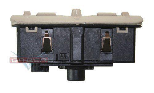 Conj Botão Volvo Xc60 09 012 D Farol D Painel Bege