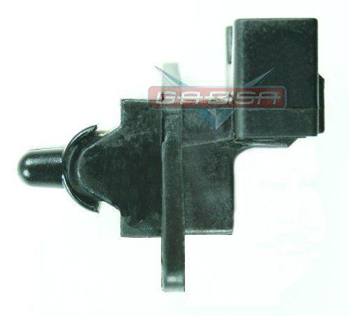 Botão Interruptor De Vidro Simples Conector Preto Honda Civic 92 93 94 95