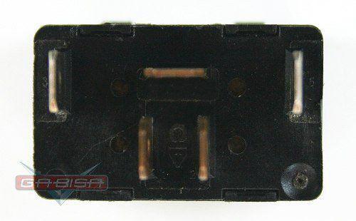 Botão Interruptor Audi A80 S6 A4 E A6 94 97 D Vidro Simple