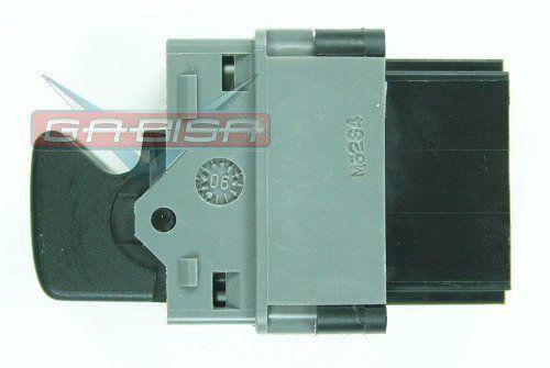 Botão Interruptor De Vidro Elétrico Traseiro Do Console Citroen C3 03 04 05 06 07 08 09 010 011