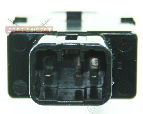 Botão Interruptor Toyota Hilux Sw4 97 01 D Desembaçador