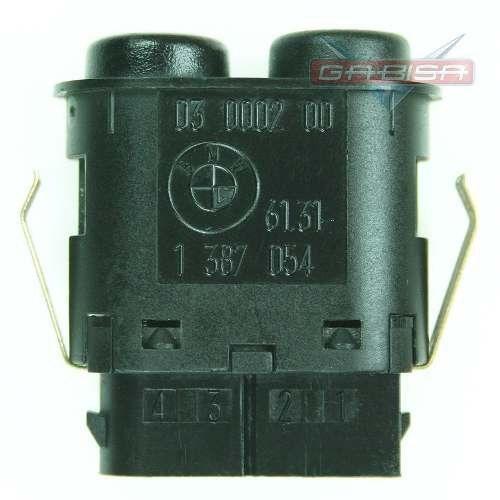 Botão Interruptor Bmw 325 95 D Milha E Neblina D Painel